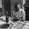 Les Pains de Picasso_1952_Robert-Doisneau